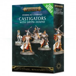 ETB Castigators With Gryph-Hound