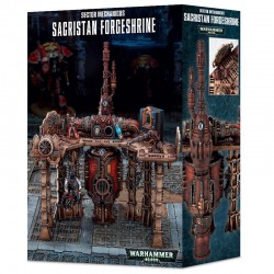 Sector Mechanicus Sacristan Forgeshrine