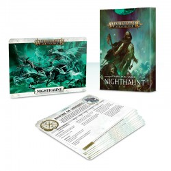 Warscroll Cards Nighthaunt – Last One Available