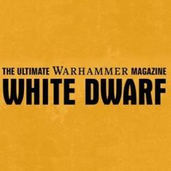White Dwarf Magazine – August 2019