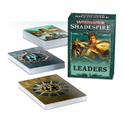 Wh Underworlds Shadespire Leader Cards