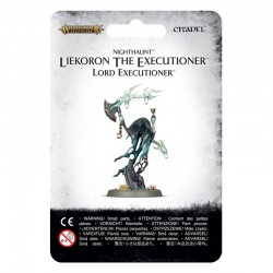 Nighthaunt Liekoron The Executioner – Ready To Ship