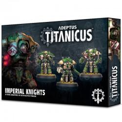 Ad/Titanicus Imperial Questoris Knights