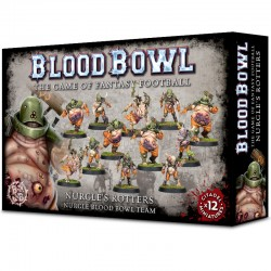 Blood Bowl Nurgle's Rotters Team