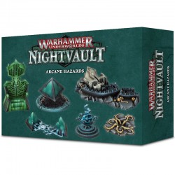 WH Underworlds Nightvault Arcane Hazards
