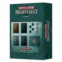 WH Underworlds Nightvault Playmat