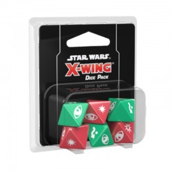 Star Wars X-wing Dice Set