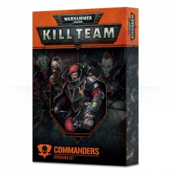 Kill Team Commanders
