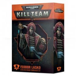 K/T Commander Feodor Lasko