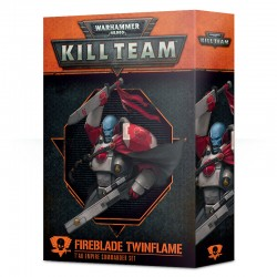 K/T Commander Fireblade Twinflame – Last One Available