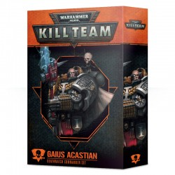 K/T Commander Gaius Acastian – Last One Available