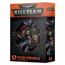 K/T Commander Gitzog Wurldkilla – Last One Available