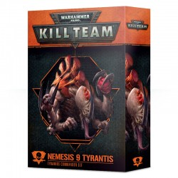 Kill Team Commander Nemesis 9 Tyrantis – Last One Available