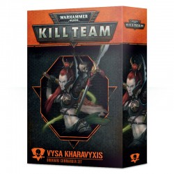 K/T Commander Vysa Kharavyxis – Last One Available