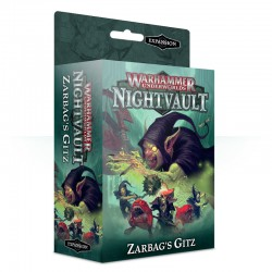 WH Underworlds Zarbag's Gitz