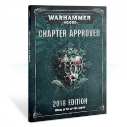 Warhammer 40000 Chapter Approved