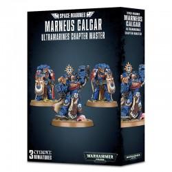 Marneus Calgar Ultra Marines Chapter Master