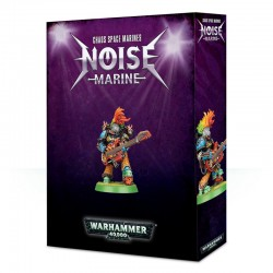Chaos Space Marines Noise Marine