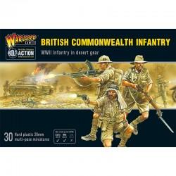 British Commonwealth Infantry (In Desert Gear)