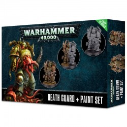 Death Guard Paint Set+