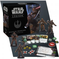 Star Wars Legion Wookiee Warriors