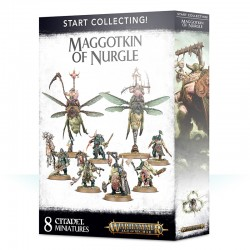 Start Collecting! Maggotkin Of Nurgle – Ready To Ship