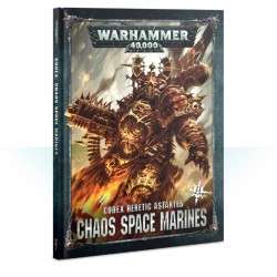 Codex Chaos Space Marines V2
