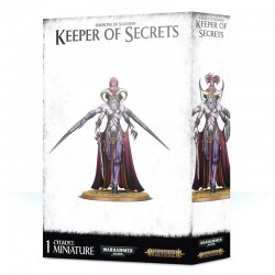 Daemons of Slaanesh Keeper Of Secrets