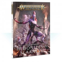Battletome Hedonites of Slaanesh
