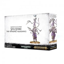 Syll'esske The Vengeful Allegiance
