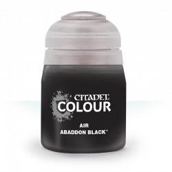 Air Abaddon Black 24ml Pot