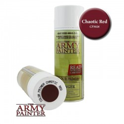 Army Painter Chaotic Red Spray