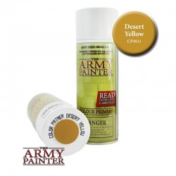 Army Painter Desert Yellow Spray