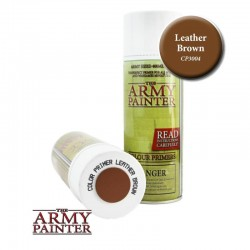 Army Painter Leather Brown Spray