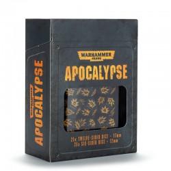 Warhammer 40000 Apocalypse Dice