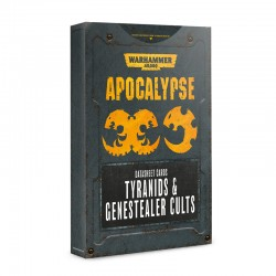 Apocalypse D/shts Tyranids + Gene Cults