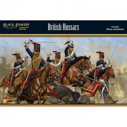 Crimean War British Hussars