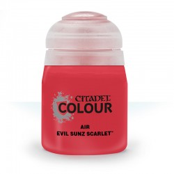 Air Evil Sunz Scarlet 24ml Pot