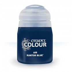 Air Kantor Blue 24ml Pot