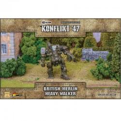British Merlin Heavy Walker