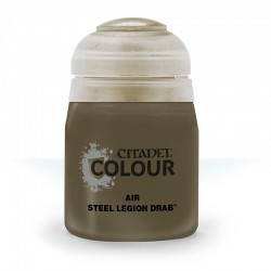 Air Steel Legion Drab 24ml Pot