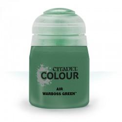 Air Warboss Green 24ml Pot
