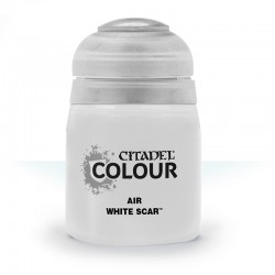 Air White Scar 24ml Pot