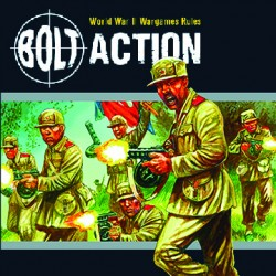 Bolt Action Korean war