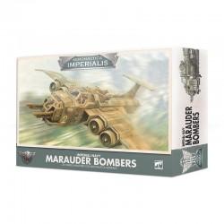 A/I Imperial Navy Marauder Bombers