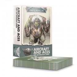 A/I Aircrft & Aces Ork Air Waaagh! Cards