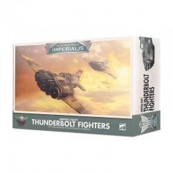 Aeronautica Imperialis Imperial Navy Thunderbolt Fighters