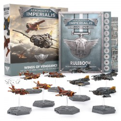 Aeronautica Imperialis Wings of Vengeance