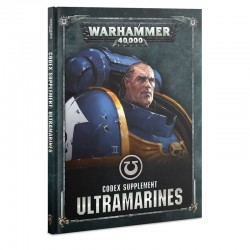 Codex Ultramarines Supplement