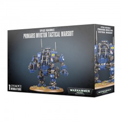 S/M Primaris Invictor Tactical Warsuit – Ready To Ship